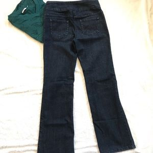 5$ ADD ON Contrast | PETITE Jeans Comfort Fit